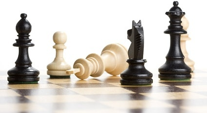 Is life like a chess game?